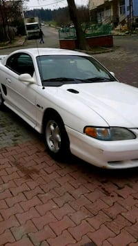 1997 Ford Mustang 4.6I GT COUPE V8 USD Hastane
