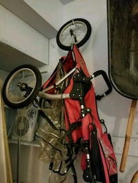 red and black BMX bike Clarksville, 21029