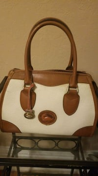 Dooney and burke purse.