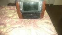 black and brown double DIN car stereo Roanoke, 24016