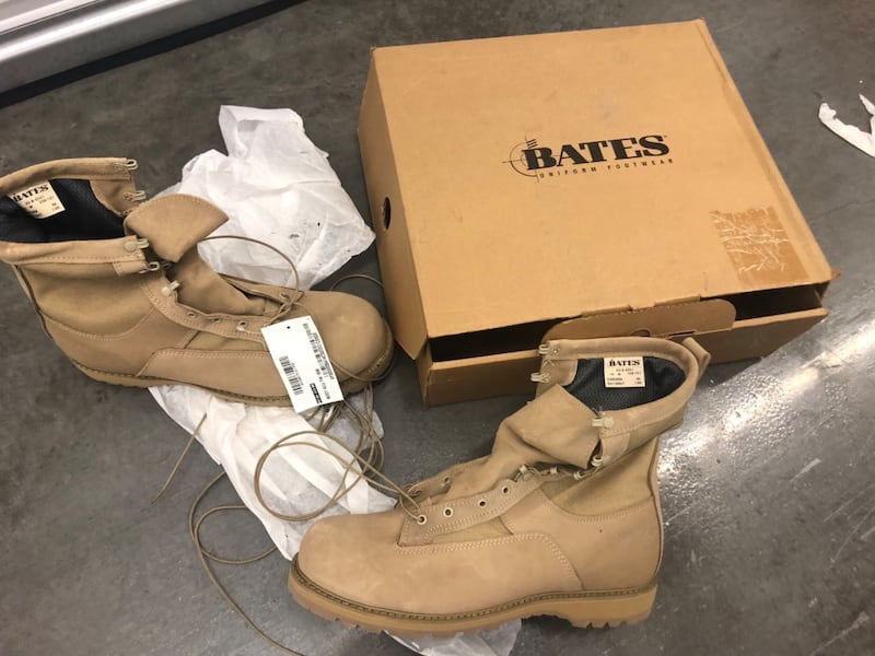 Work Boots, New, size 15W, Bates, save $$$ 2bed4a24-6fa9-46be-866a-bd9d3fb96cd9