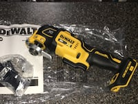Dewalt 20v XR brushless osculating tool with bits ((Tool only)) Virginia Beach, 23452