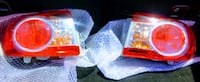 Set of Tail Lens Car Lights for 2013 Toyota Corolla with OE Bulbs  El Paso, 79935