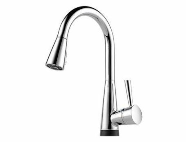 Brizo One Touch Kitchen Faucet