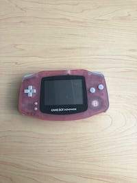 Game boy advance. In great condition and was hardly used  Springfield, 22153