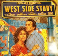 Doble vinilo West Side Story L. Bernstein Madrid, 28003