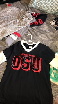 PINK VS OSU shirt SIZE SMALL Columbus, 43224