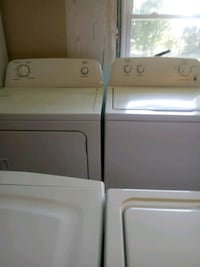 Roper washer and dryer