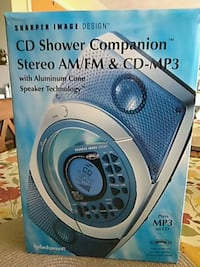 CD shower companion NIB Fairfax, 22033