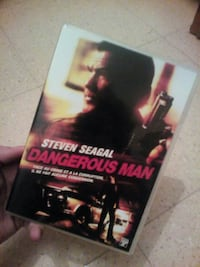 Dangerous Man Steven Seagal DVD affaire