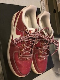 Nike Air Force ones youth 67 km