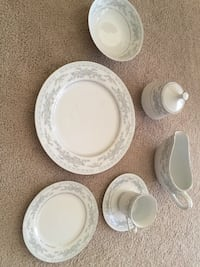 white ceramic plates and cups Vancouver, 98686
