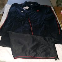 Two-piece Nike tracksuit 55 km