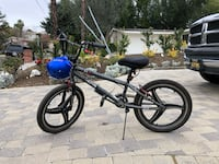 Youth BMX Bike With Helmet Los Angeles, 91307