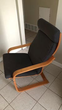 black and brown wooden armchair Burnaby, V3N 2C9