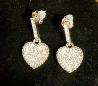 New Earrings Made w/ Swarovski Crystals  Wildomar, 92595
