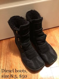 Diesel boots Montreal, H1R 1R3