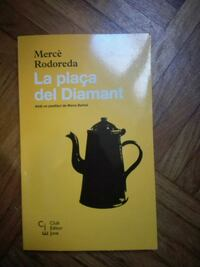 La placa del Diamant libro de Merce Rodoreda