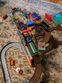 Thomas the Train set for sale!