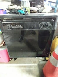 black and gray dishwasher Independence, 64050