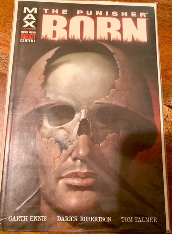 Marvel MAX Punisher Comic Collection! #1-55 (ex.29) with Specials 9e791ccd-05f8-49ab-8cd2-8518b2fd1f19