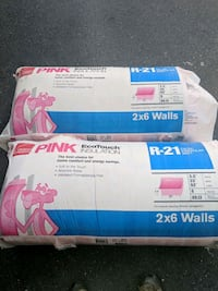 R-21 batted insulation 2- full bundles Greencastle, 17225