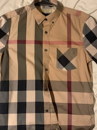small burberry shirt Owings Mills, 21117
