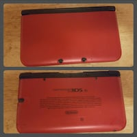 Nintendo 3DS XL - Red Mobile, 36618