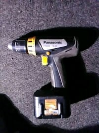Panasonic 15.6v cordless drill and battery works but no charger