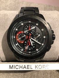 MK8529 - Michael Kors Ryker Dial Men's Chronograph Watch  Richmond Hill, L4C 1W3