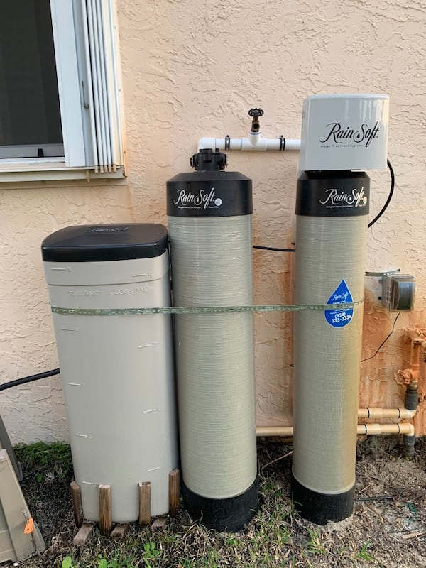 Used Rainsoft Water Softener And Filtration System For Sale In