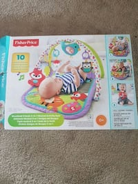 3-in-1 musical activity gym Toronto, M9R 4A6