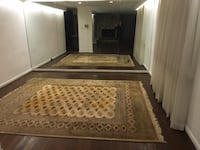 Oriental rug (has been cleaned since photo) Montclair, 07042