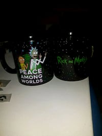 Rick and morty cups  Chatham-Kent