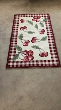 "30"" X 60""  ..Cherry Area  Rug Bellmore, 11710"