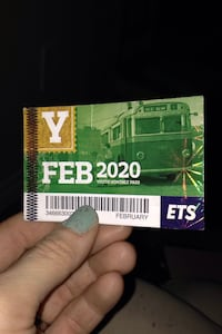 FEBUARY YOUTH BUS PASS