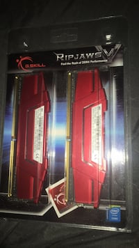 GSKILL RIPJAWS V 8gb DDR4 Ram Winnipeg, R3T 3N8