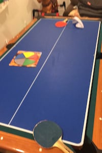 Pool table / Ping Pong