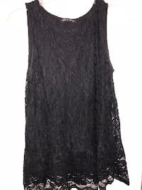 Black lace top Arlington, 22201