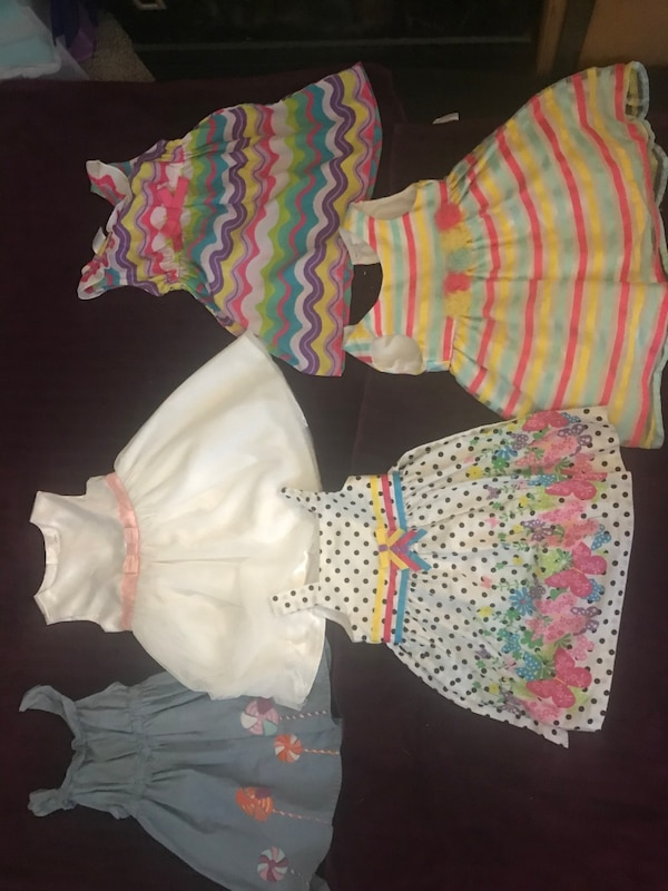 18-24 months baby girl dresses