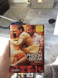 Prison break sesong 2. 40 kr Moss, 1523