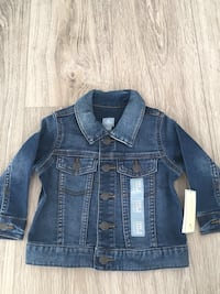 New baby Gap denim jacket 12-18m Gatineau, J9A