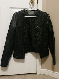 Black jacket (fake leather) Barrie, L4N 8B8