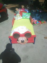 Mickey Mouse toddler bed Las Vegas
