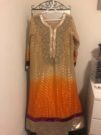 REDUCED PRICE! Indian Multicoloured Long Top Markham, L3R