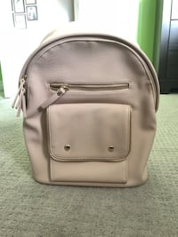 women's gray leather backpack Guelph, N1L 1L5