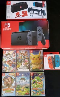 Nintendo Switch Bundle Arlington, 22204