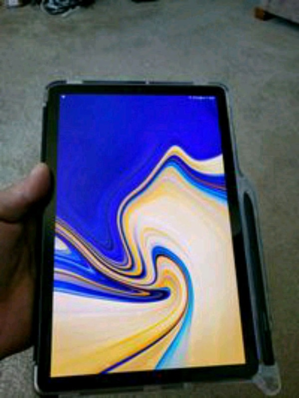 Galaxy tab s4 used new condition