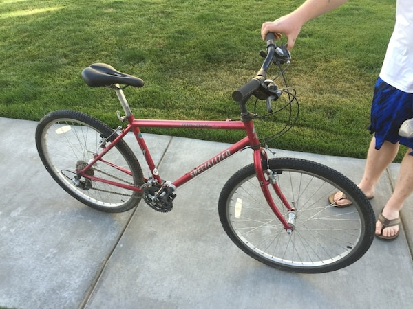 8060c0f7ce6 Used Red specialized fixie bike for sale in Rexburg - letgo