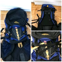 KELTY 65L BACKPACK  Toronto, M2R 2A1